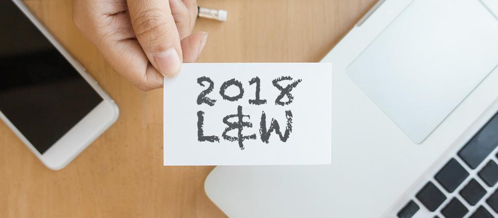 2018: 10 anni vissuti intensamente con Lavoro&Welfare