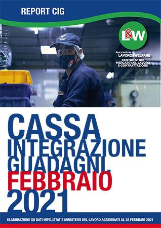 Cassa Integrazione Guadagni Report speciale aprile 2020