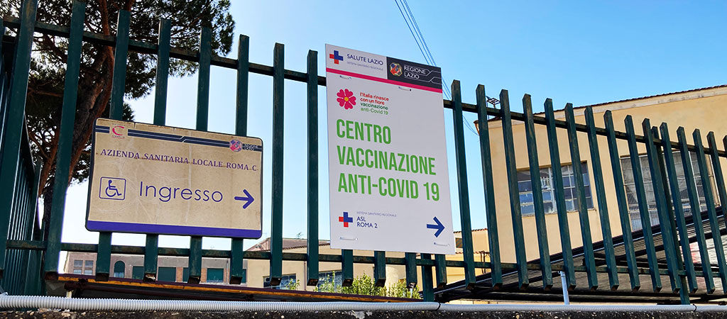 Report Covid-19. Il punto della pandemia: 10 aprile 2021